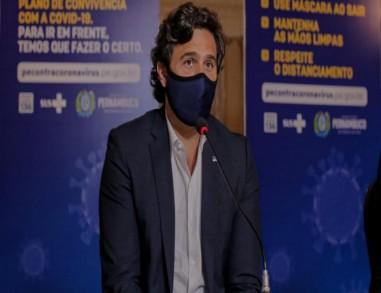 Proibição de eventos em Pernambuco vale a partir de segunda-feira (25)