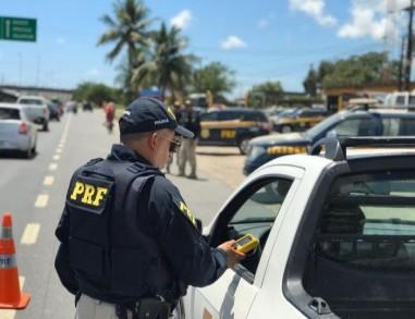 Estradas federais que cortam Pernambuco recebem Operação Carnaval 2020 da PRF