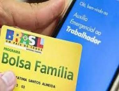 Bolsa Família beneficiários com NIS final 3 recebem primeira parcela do Auxílio Emergencial nesta terça (20)
