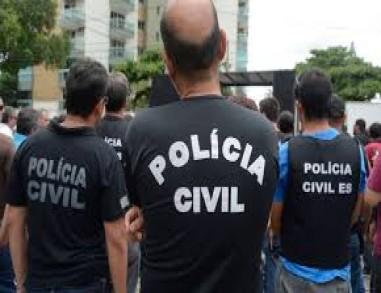 Após protesto, policiais civis descartam paralisação no Carnaval