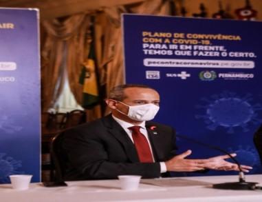 Governo de Pernambuco autoriza retomada das aulas do Ensino Fundamental e Educação Infantil na rede privada