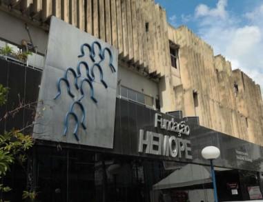 Seleção simplificada oferece 13 vagas no Hemope com salários de até R$ 9,8 mil