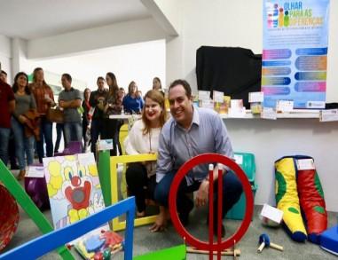 Governo de PE lança programa para crianças com deficiência em Arcoverde