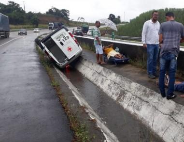 Em Pernambuco, 74% dos acidentes em rodovias federais tiveram vítimas em 2018