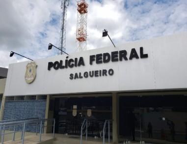 PF prende 17 pessoas suspeitas de organizar rede de tráfico no Nordeste