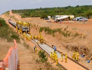 Governo Federal retoma obra da ferrovia Transnordestina